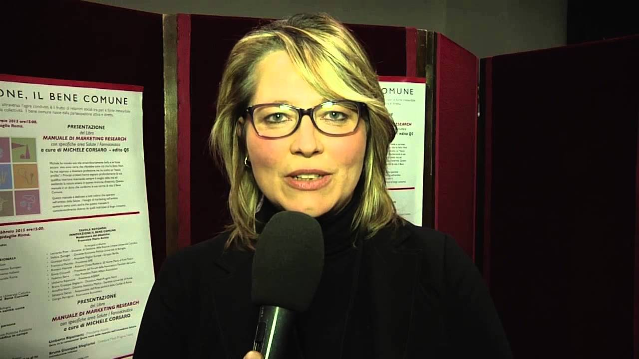 Intervista alla dott.ssa Emma Ciccarelli, Presidente del Forum delle Associazioni Familiari delLazio