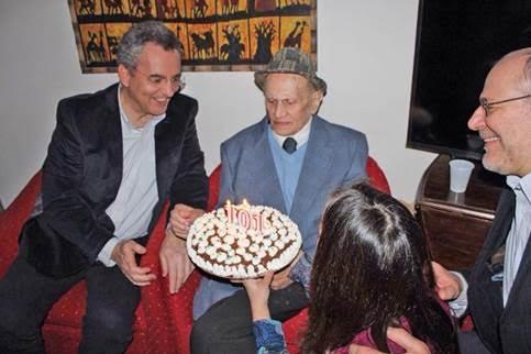 """""""Per me Lazio sociale è"""". I 101 anni di Michele e il progetto della comunità di Sant'Egidio"""