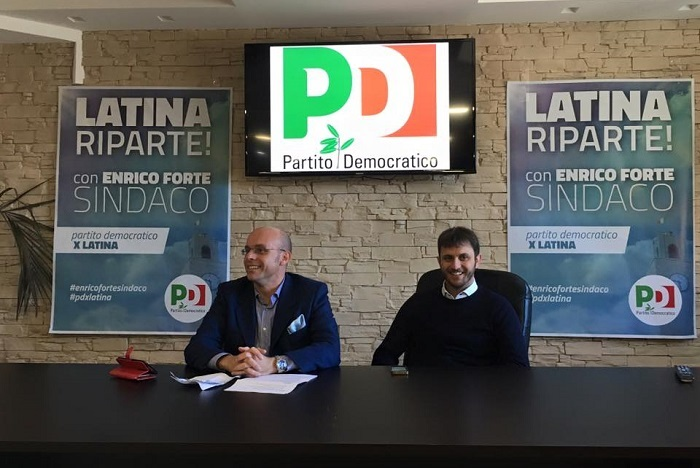 Emanuele Ingellis parla del PD, l'intervista