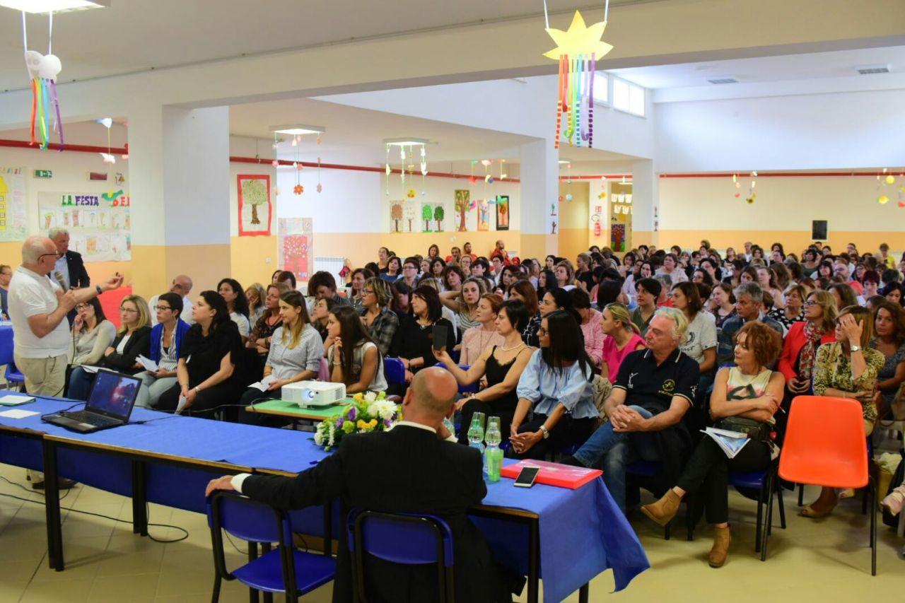 Convegno autismo ad Aprilia, un successo di pubblico. E nel 2018 si replica aLatina