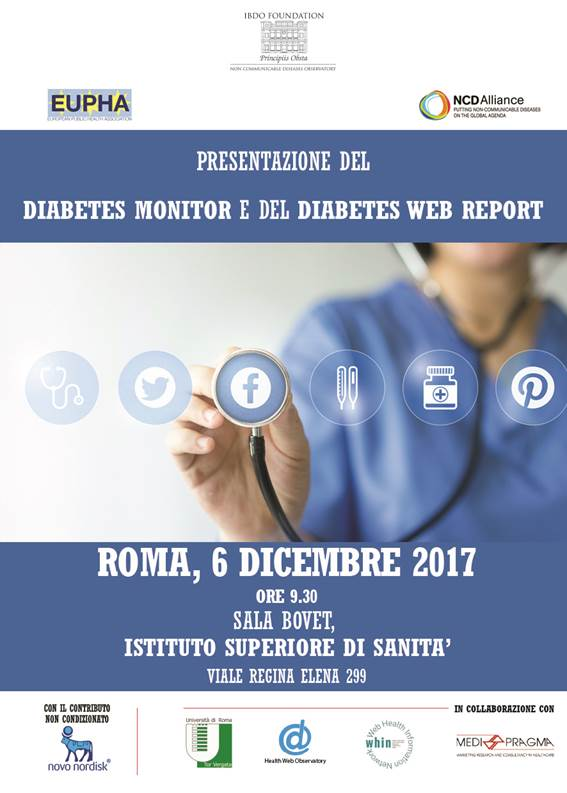 Presentazione del Diabetes Monitor e del Diabetes Web Report