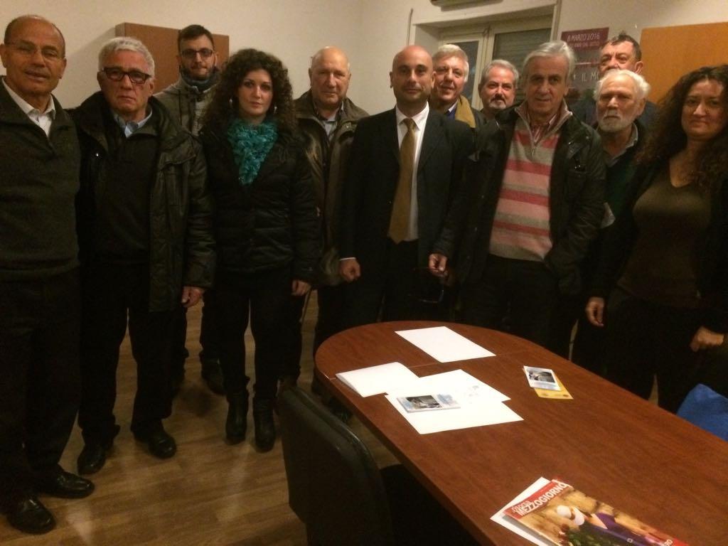 Acli Terra del Lazio, eletto il nuovo Comitato, Presidente regionale NicolaTavoletta