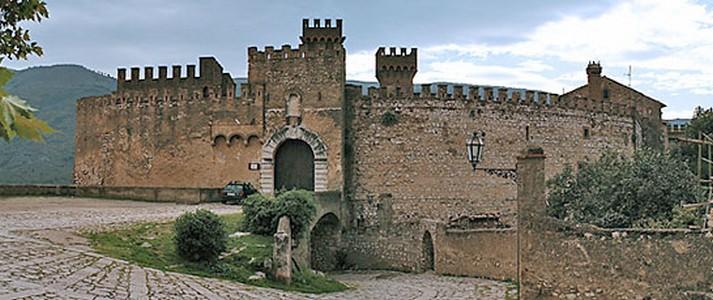 Apertura straordinaria del Castello Lancellotti & sfilata dei carri allegorici aStriano