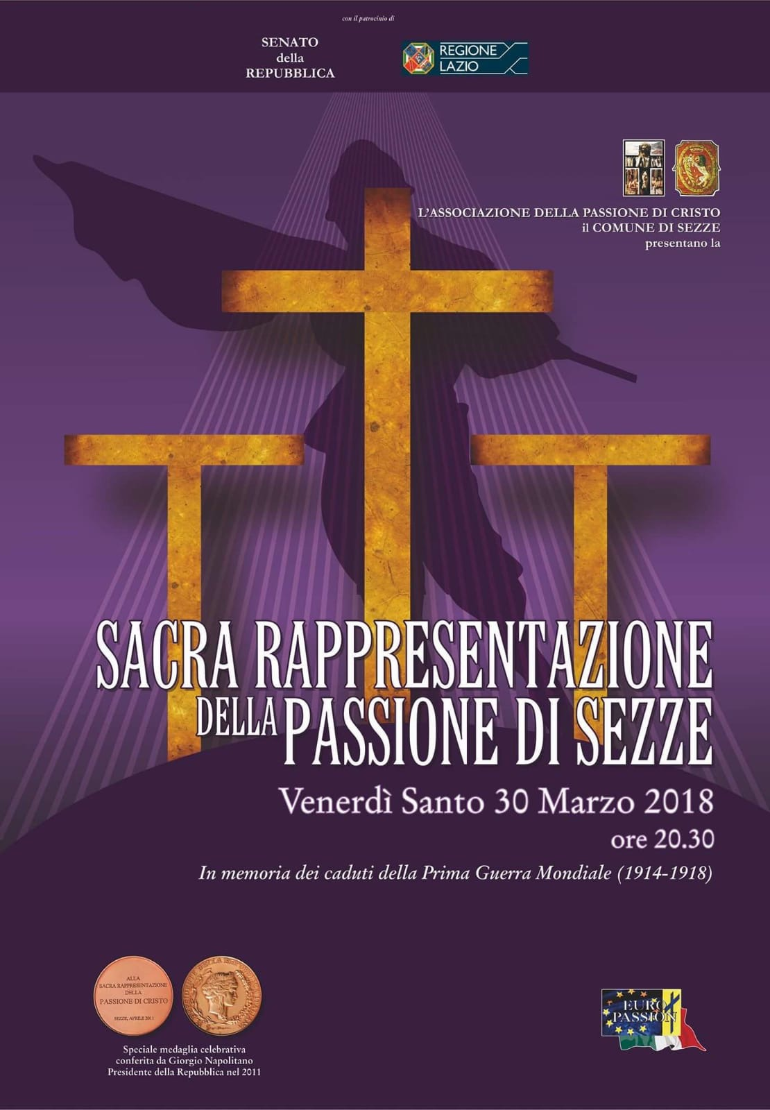 Logo Passione 2018