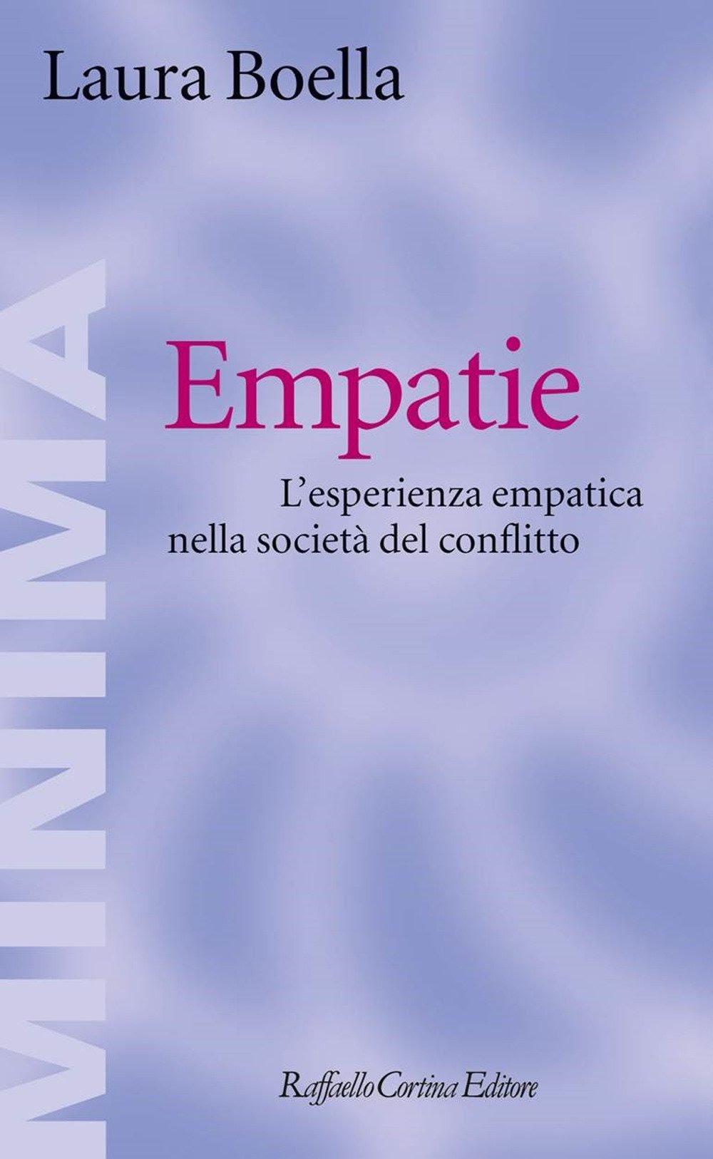"""""""Empatie"""": Laura Boella presenta il suo ultimolibro"""