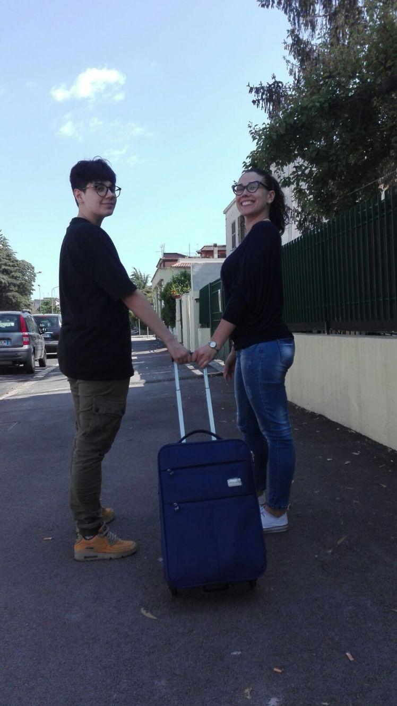 Martina e Benedetta viandanti sociali