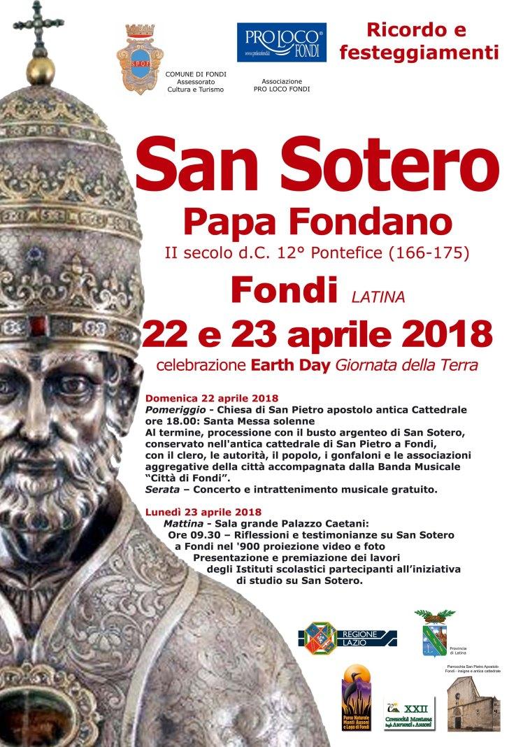 Volantino San Sotero 2018