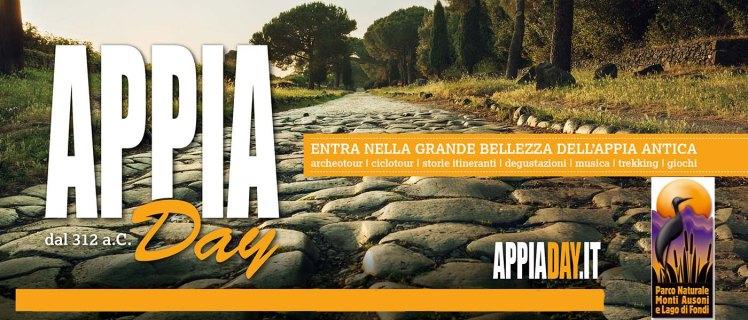 APPIA DAY 2018 - con logo Parco Ausoni