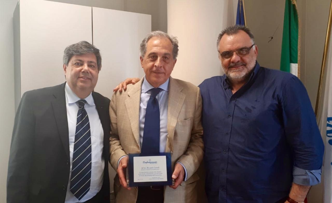 """""""Confartigianato Imprese Latina"""": eletti i nuovi vertici dell'Associazione per il rilancio delleimprese."""