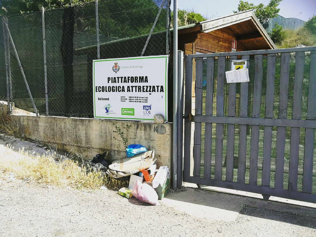 """L'impegno di """"Fare Verde"""" a difesa dell'ambiente a Sperlonga: vogliamo risposte concrete per i residenti diVallesica!"""