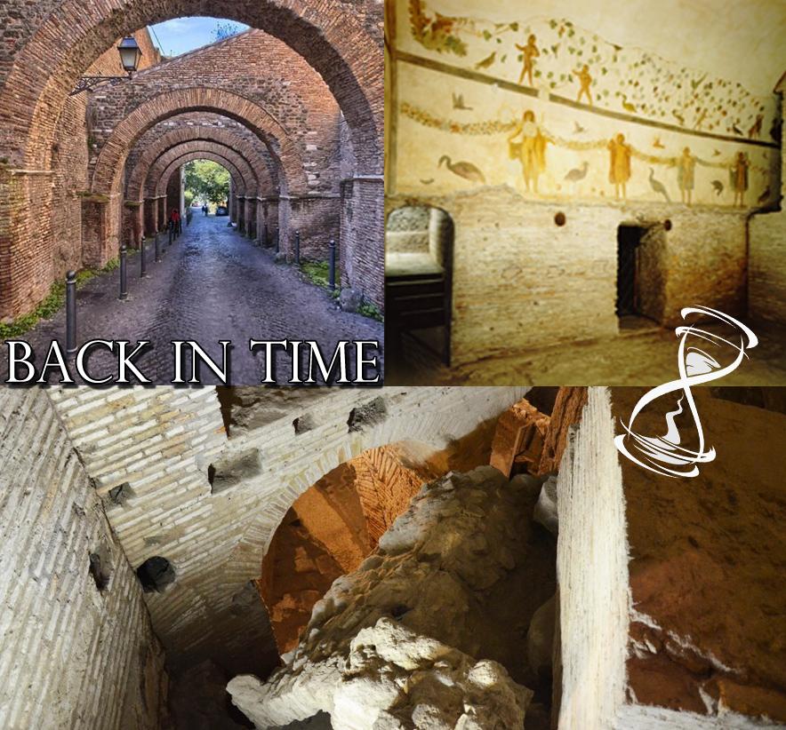 Una serata nell'antica Roma con l'Aperitivo Archeologico alle Domus delCelio