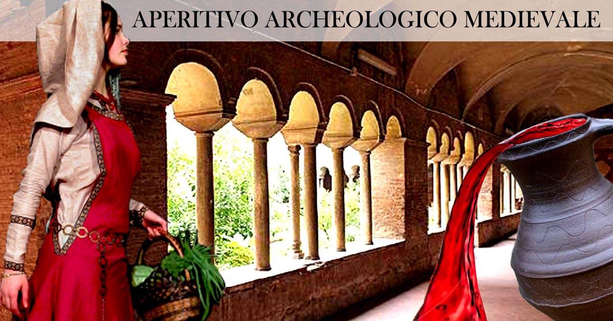 Una serata nel Medioevo: Aperitivo ArcheologicoMedievale