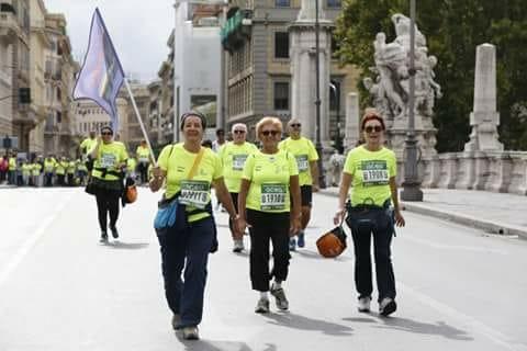 RUN FOR PEACE A ROMA: Lazio Sociale intervista Andrea Fellegara e Luisa Mostile dell'Associazione Pontieri delDialogo