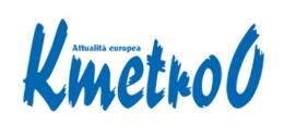 NUOVO APPUNTAMENTO CON 'KMETRO0', L'INFORMAZIONE A DISTANZA ZERO SU TUTTO CIO' CHE FA EUROPA