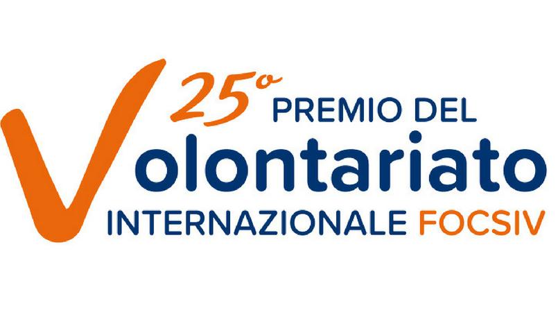 25° Premio del Volontariato FOCSIV – VOLUNTEERING AND YOUTH EMPLOYABILITY, Giovedì 29 novembre2018