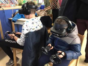 Bambini e Realtà Virtuale 1