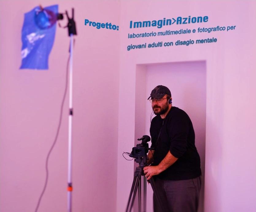 """SALUTE MENTALE: PROGETTO ITACA ROMA,AL VIA""""IMMAGIN>AZIONE"""", LABORATORIO MULTIMEDIALE E FOTOGRAFICO PERGIOVANI ADULTI CON DISAGIOMENTALE"""