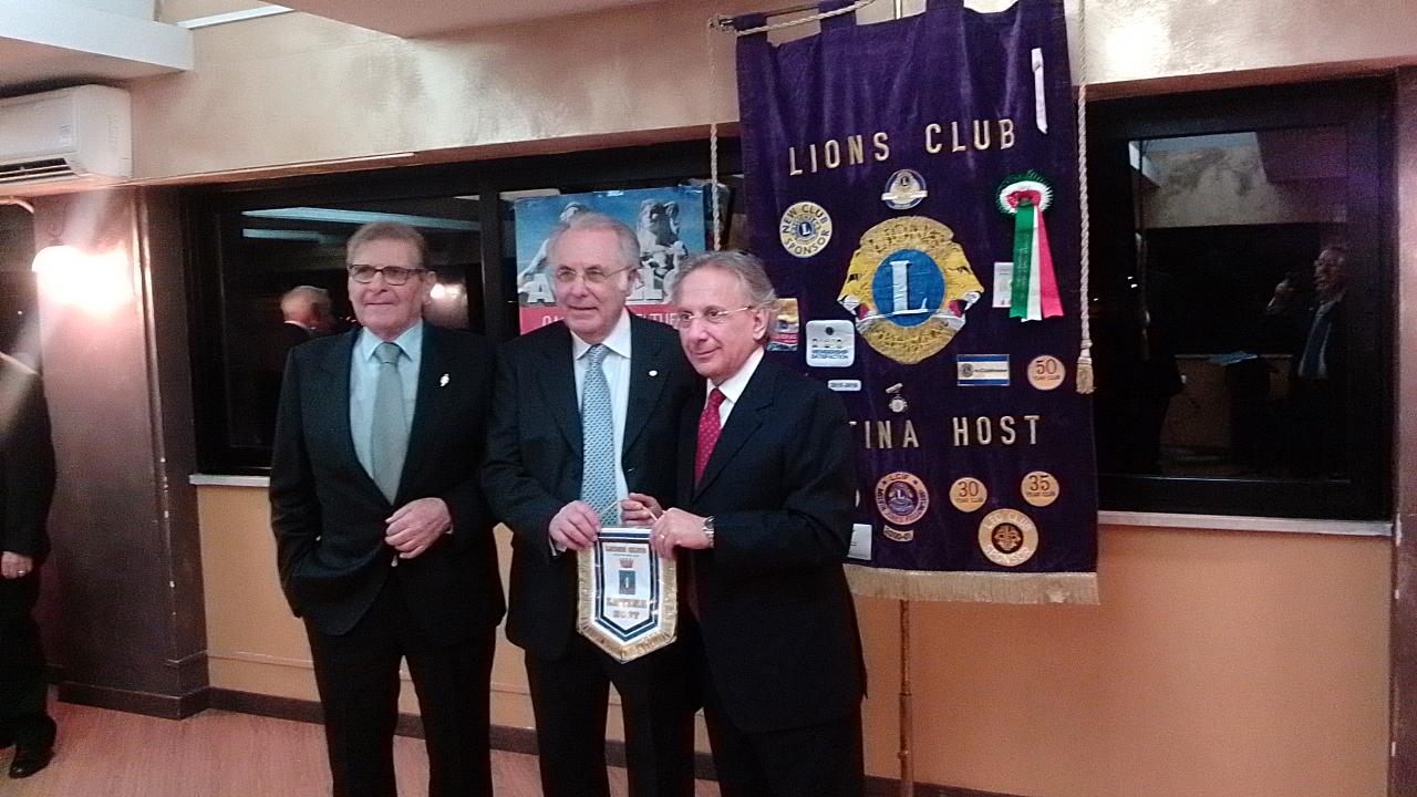 "Lions club Latina Host: Service ""SALVIAMO LE STATUE"", 22 Febbraio2019"