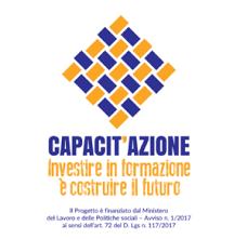 Anche nel Lazio al via Capacit'Azione,la formazione nazionale per gli esperti di TerzoSettore