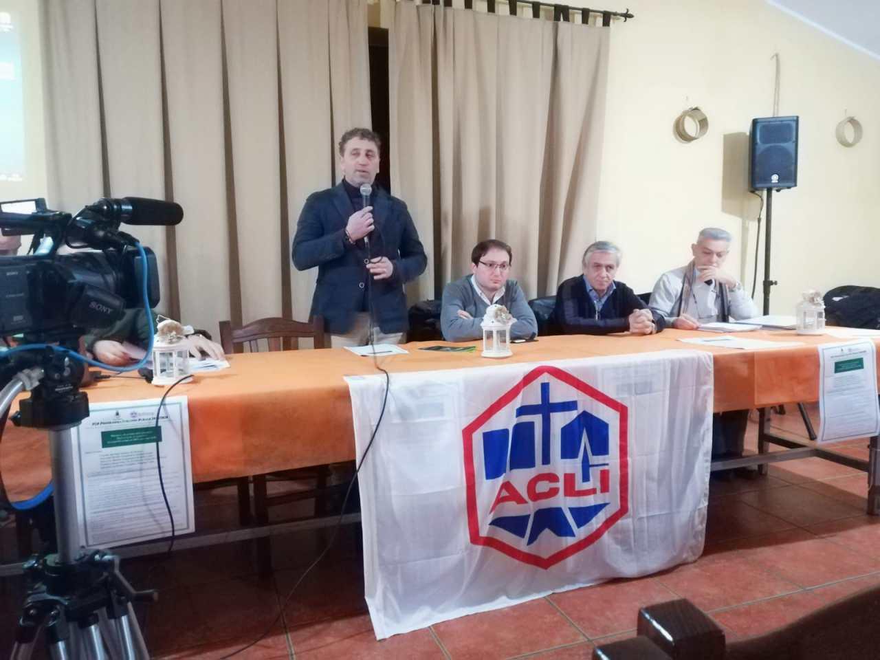 Acli Terra Latina a Maenza, terzo incontro per la promozione del programma di svilupporurale