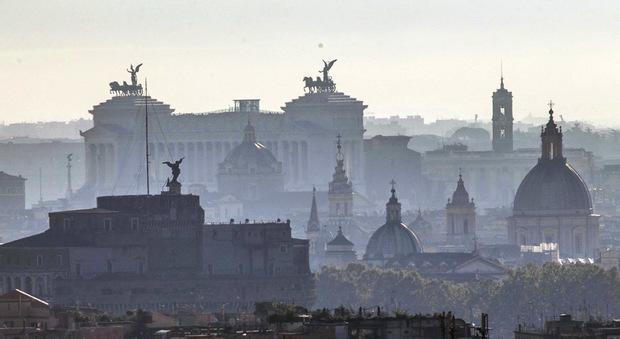 Smog: Legambiente a Roma, maglia nera a Eur e Tiburtina Campagna 'Treno Verde' con Gruppo Ferrovie, monitorati 8punti