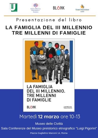 DANESE (Forum Terzo Settore Lazio): Oggi presentazione nostra collana editoriale scientifica con Università Roma Tor Vergata, un pensiero autonomo su cambiamenti dellasocietà'-