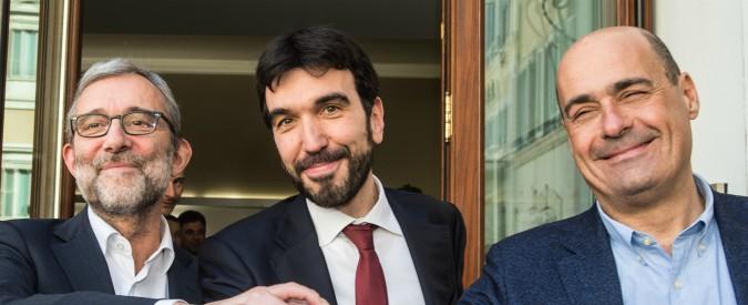 Pd: comitato Martina, noi al 24,5, Giachetti al12