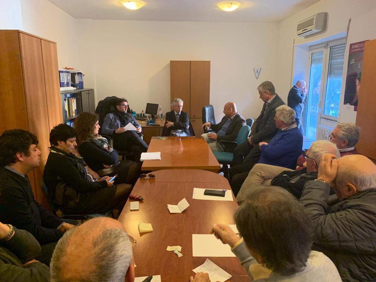 Acli Terra dopo la data del 11 Marzo a Latina, conclude a Roma i seminari informativi su PSR eFeamp.
