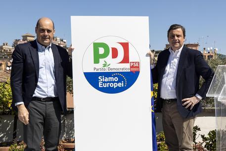 ++ Europee: Zingaretti, ecco logo per vincere le elezioni ++