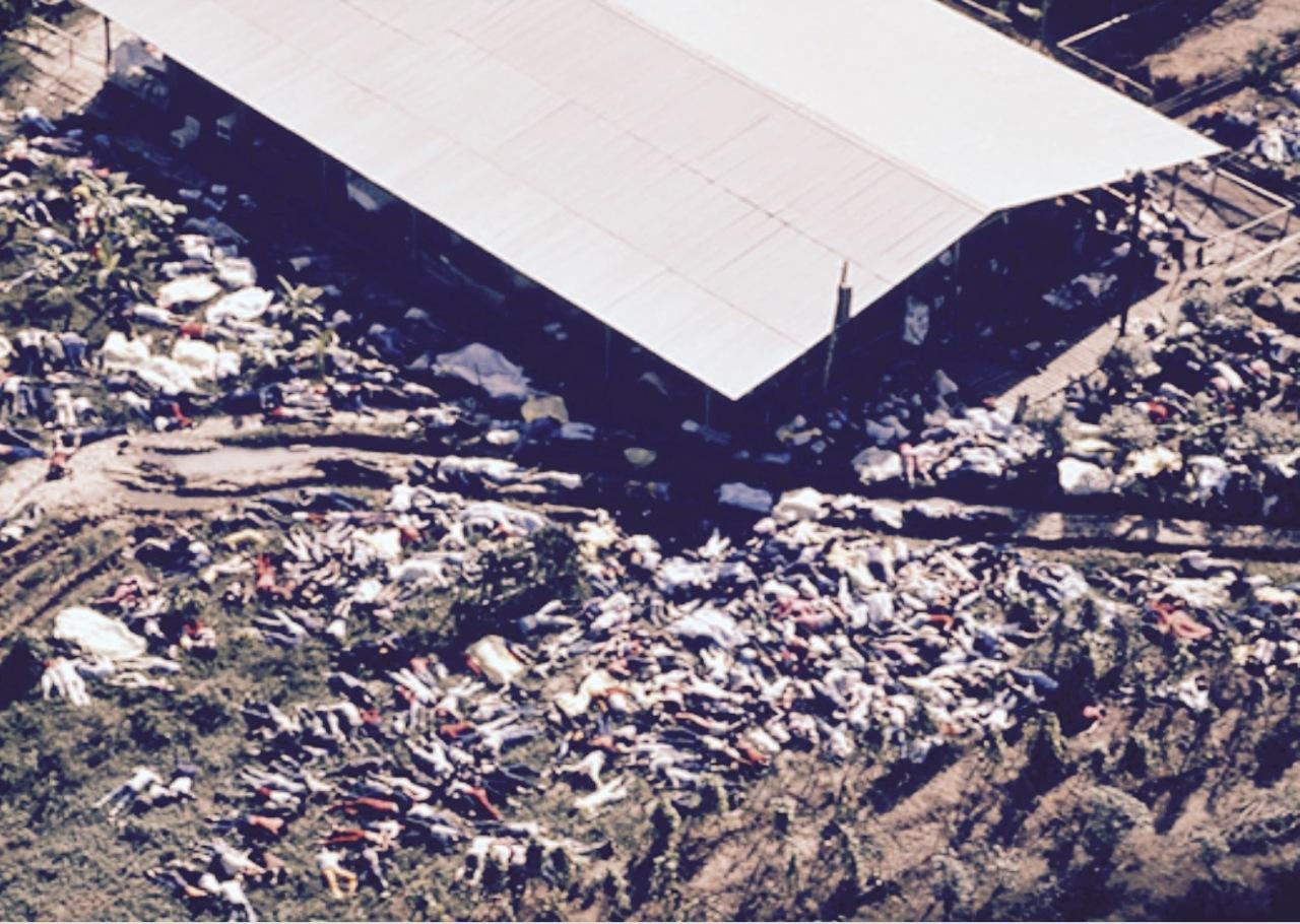 Jonestown: quando l'utopia èmorte