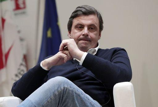 Calenda: pronto a fondare un partito alleato del Pd Gentiloni si proponga come leader di unacoalizione