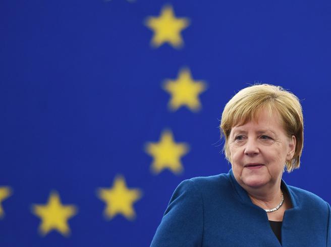 Europee, exit Germania: Cdu di Merkel 27,5%, Verdi 20,5, Afd 10,5% I socialdemocratici della Spd sono dati al 15,5% deivoti
