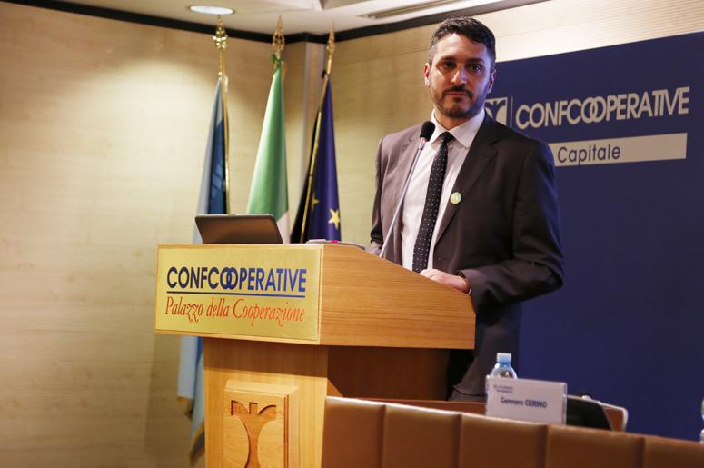 """CONFCOOPERATIVE LAZIO: ASTORRE """"BUON LAVORO A NEO PRESIDENTEMARCOCCI"""""""