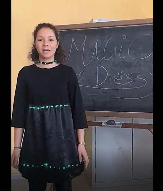 Il vestito magico