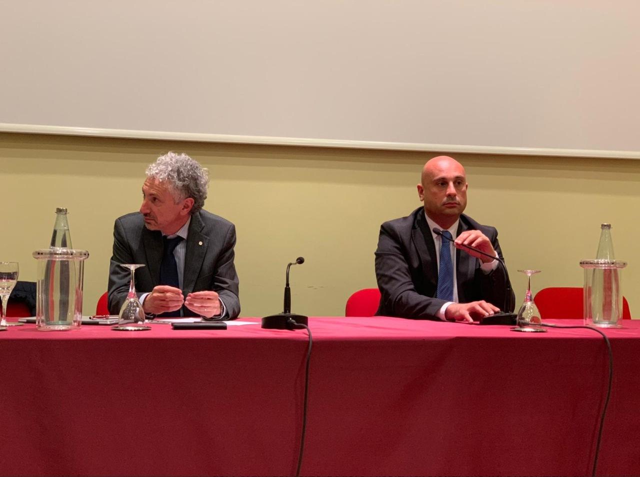 Acli, AC e Meic di Latina: concluso il ciclo di incontri sulla democrazia, relazione finale del Presidente nazionale Acli, RobertoRossini
