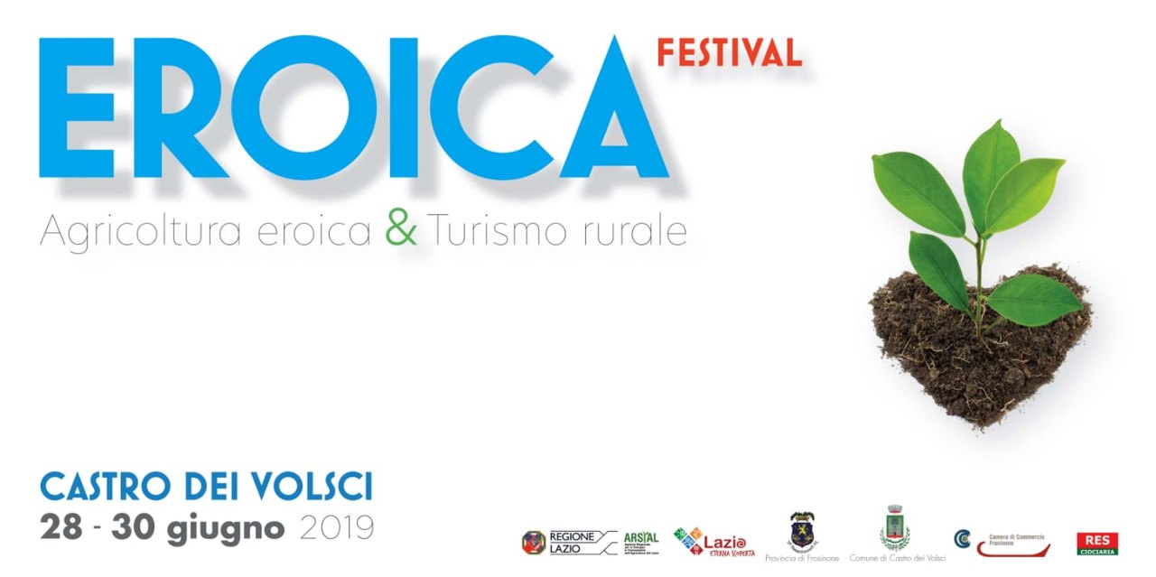 Parco Monti Ausoni partecipa al Festival di Agricoltura Eroica & TurismoRurale
