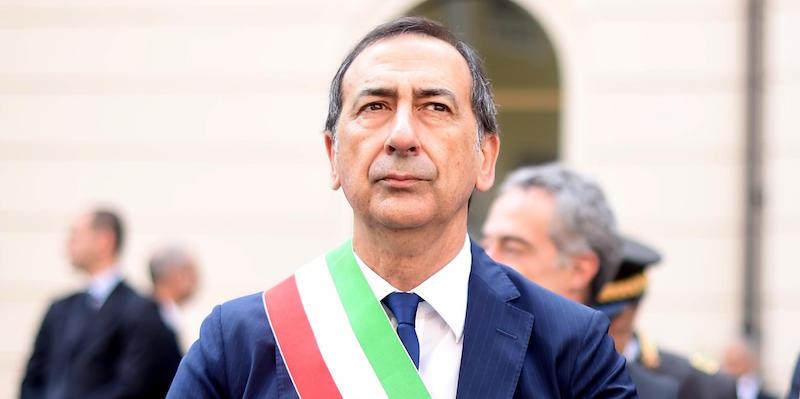 """Comunicato stampa: Sindaco di Milano Sala candidato premier ? """"No, grazie"""""""