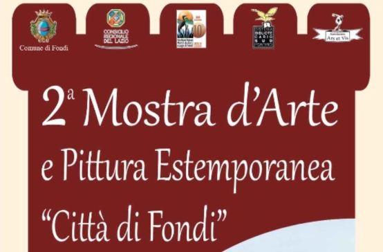 EnteParcoAusoni - Mostra d'Arte CittàFondi 2019.06.27 IMGxWeb da IMG-20190626-WA0014
