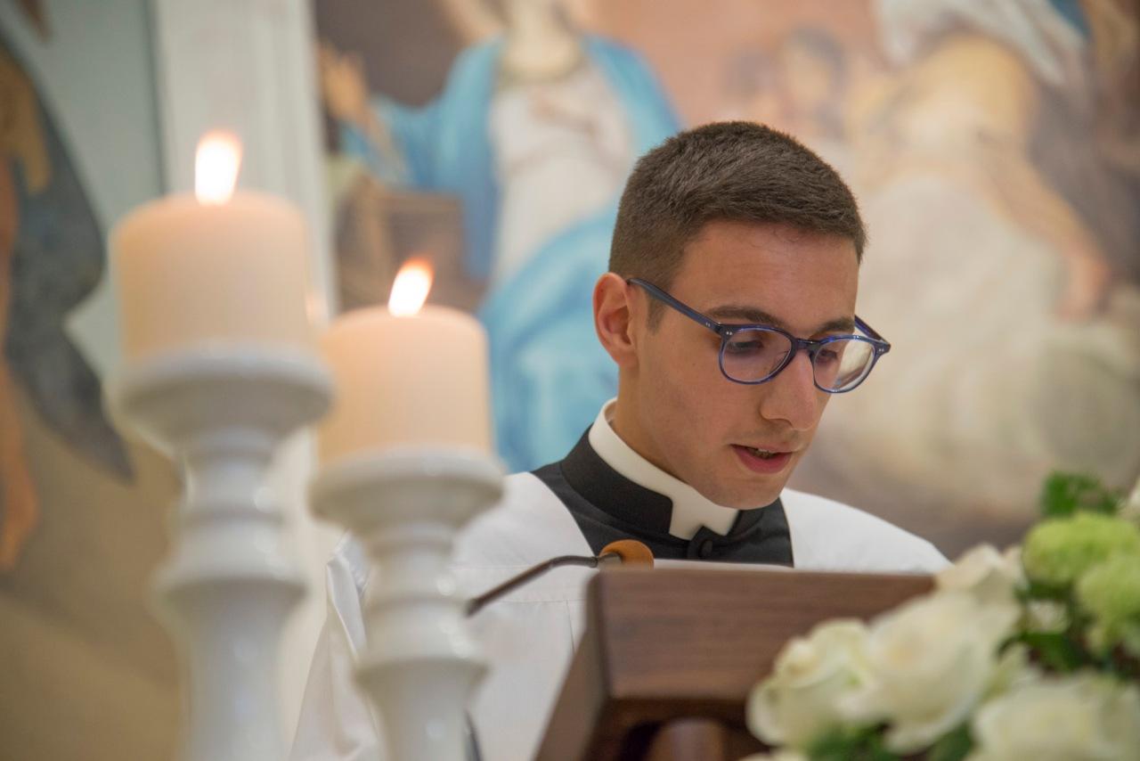 Leonardo Chiappini sarà sacerdote, il 28 giugno l'ordinazione incattedrale