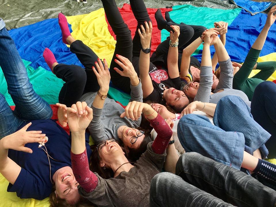 Yoga della Risata a VillaCelimontana