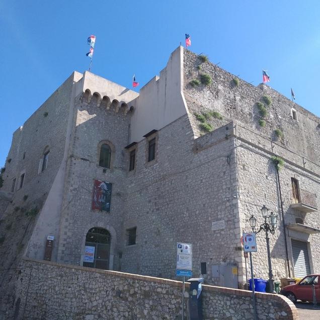 Castello Baronale di Minturno