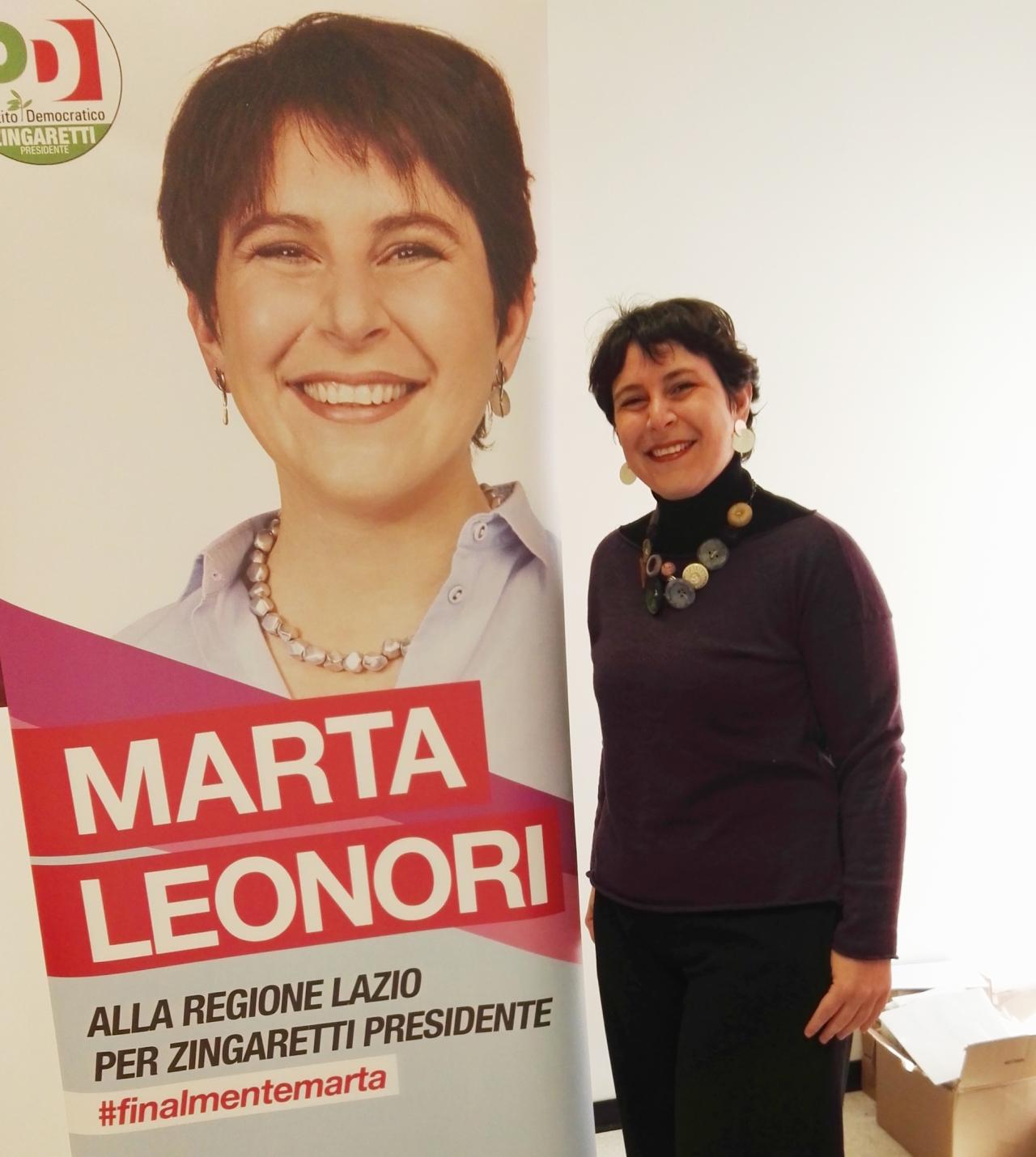 ROMA. LEONORI (PD): LA REGIONE REALIZZA NUOVE CASE, DALLA LEGA SOLOSGOMBERI