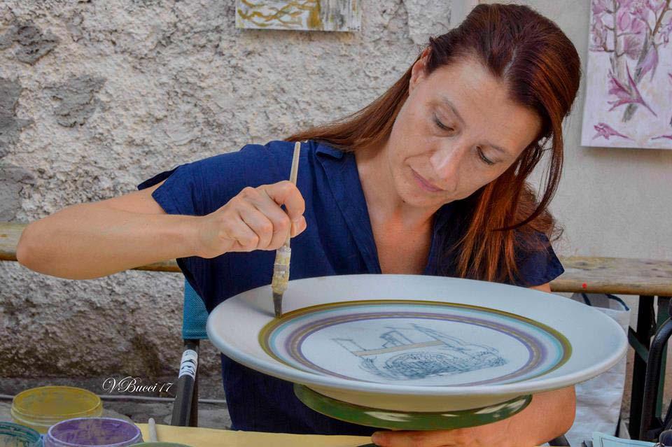 Mostra 14 seconda Mostra d'Arte e Pittura Estemporanea Città di Fondi 2019