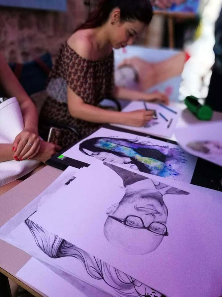 Mostra 148 seconda Mostra d'Arte e Pittura Estemporanea Città di Fondi 2019 (1)