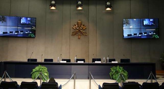 Santo Padre Francesco ha nominato l'Illustrissimo Dott. Matteo Bruni Direttore della Sala Stampa della Santa Sede, a far data dal 22 luglio2019.