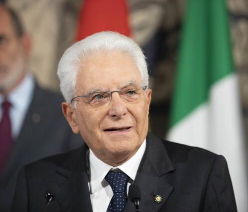Dichiarazione del Presidente della Repubblica Sergio Mattarella al termine delleconsultazioni