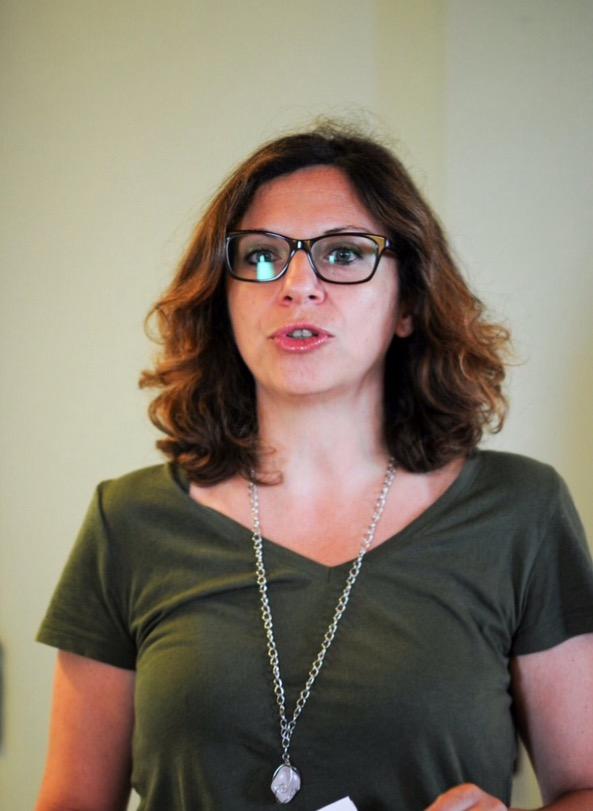 Lazio Sociale: un incontro con l'editrice AlessandraBonifazi