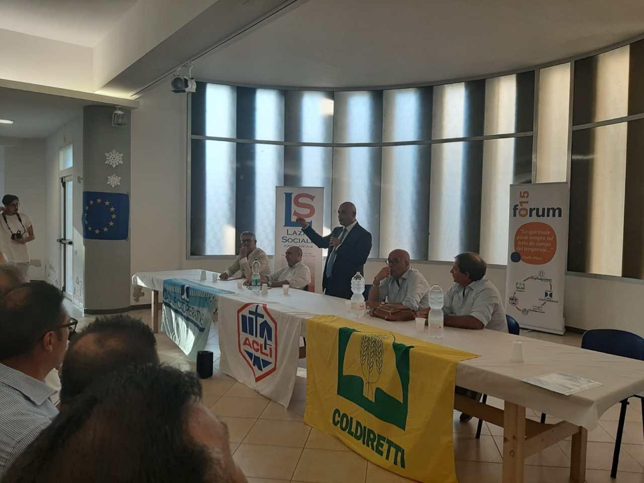 Il Forum '015, Acli provinciali di Latina, Coldiretti Latina, Compagnia delle Opere di Roma e del Lazio e Confcooperative Lazio Sud, esprimono una riflessione sulle vicende politiche e mediatichecorrenti.
