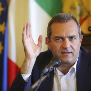 POLITICA: DE MAGISTRIS, 'COALIZIONE CON PD E 5STELLE SENZA DE LUCA PER LE REGIONALI'