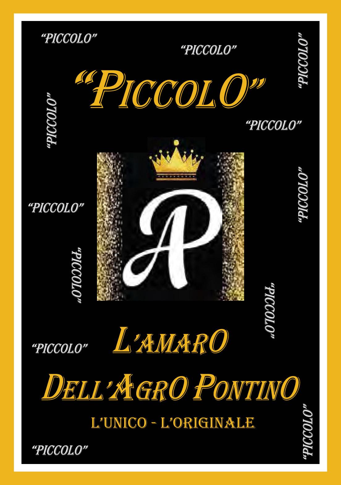 """Presentato """"Piccolo"""" l'Amaro dell'AgroPontino"""